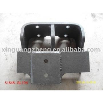 Mechanical Parts steel mould for prefab warehouse