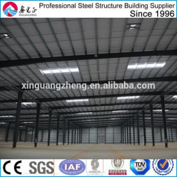 exported America prefabricated steel structure warehouse workshop in china steel structure workshop building