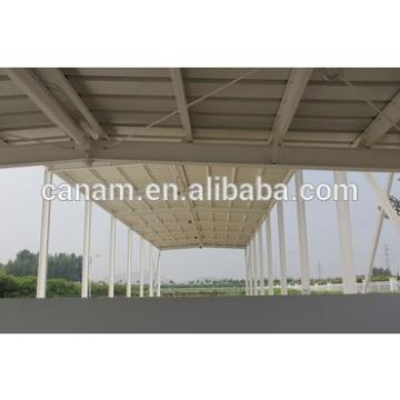 Energy effective light steel structure warehouse