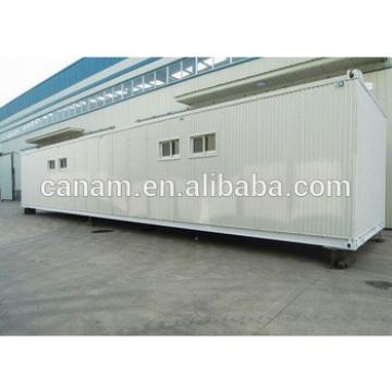 economic container house iron frame prefab house