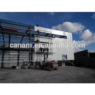 Prefabricated steel structure warehouse selled worldwide steel structure warehouse