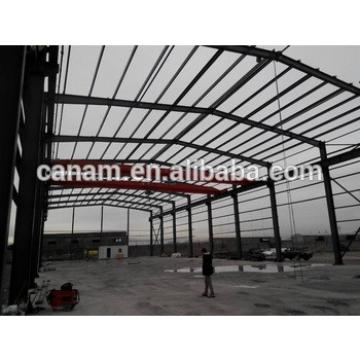 Steel structure warehouse sandwich panel wall warehouse high quality steel warehouse