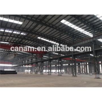 cusom shipping container steel structure workshop-China
