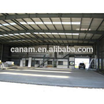 Construction design Prefabricated Steel structure hangar for Australia