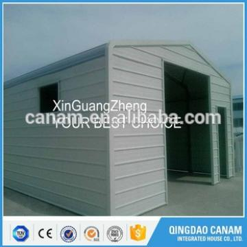 Chinese construction steel structure prefabricated house Small warehouse