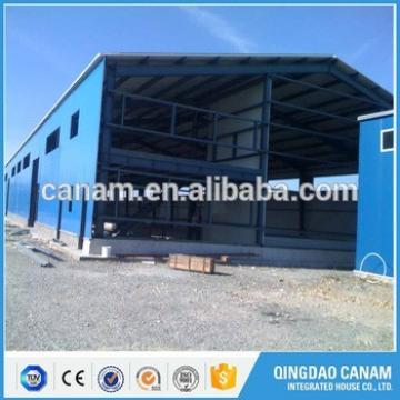 XGZ Prefabricated Workshop Steel Structure Factory buildings