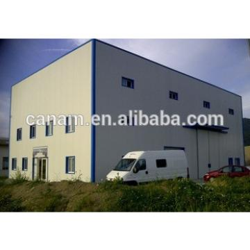 Metal Building Prefabricated Construction For steel structure workshop