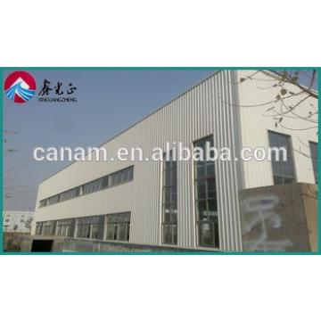 china supplier Steel structure workshop and prefabricated steel structure building