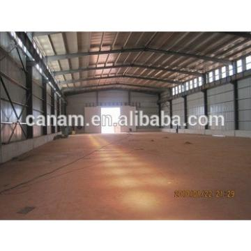 Chinese supplier Widely used prefabricated steel structure building Warehouse
