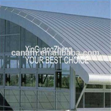 Direct From Factory prefabricated steel structure building in warehouse by steel beam