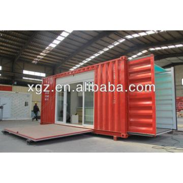New style prebuilt shipping container house