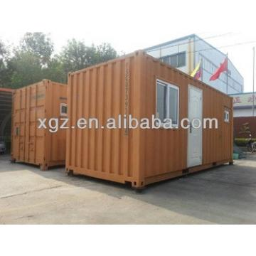 modified prefab shipping container