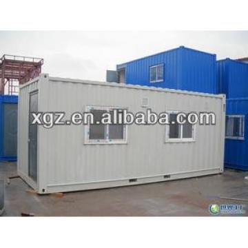 20 feet color steel prefabricated container house
