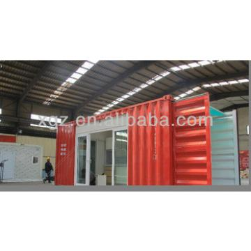 used prefab shipping container house for angola