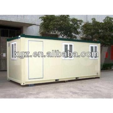 Sandwich panel steel structure 20 feet container house