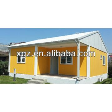 low cost modern design china house prefab for sale