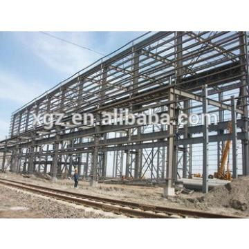 Professional Factory of Prefabricated Light Gauge Metal Construction Building