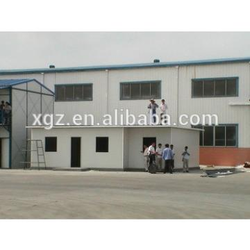 Flat roof prefabricated prefab houses modular house