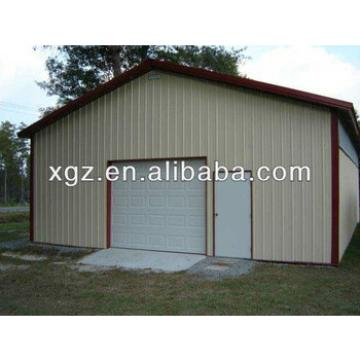 Prefabricated Movable Steel Structure Warehouse Shed
