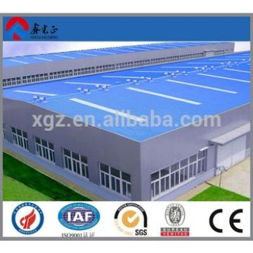 100*30m high quality steel structure prefabricated warehouse construction costs