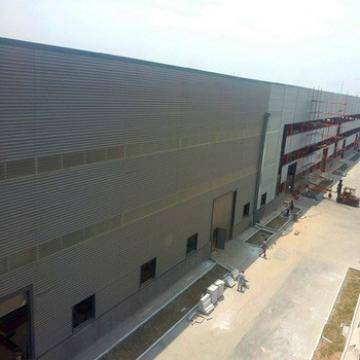 Low Price Modern Design Light Steel Structure Prefabricated Workshop