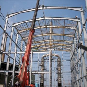 China Prefab Galvanized Steel Structure Shopping Mall