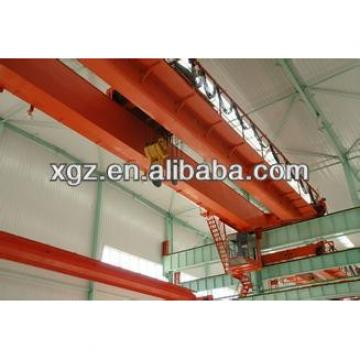 Single girder workshop overhead crane