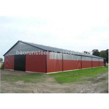steel structure warehouse in Algeria 00199