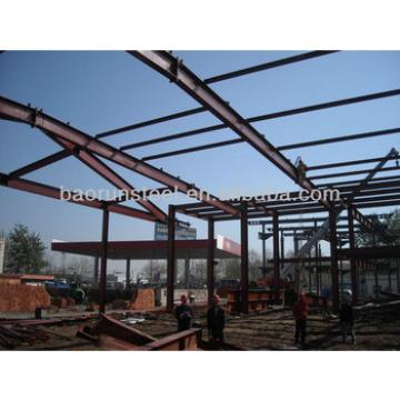 metal buildings multi storey Steel Structure building 00268