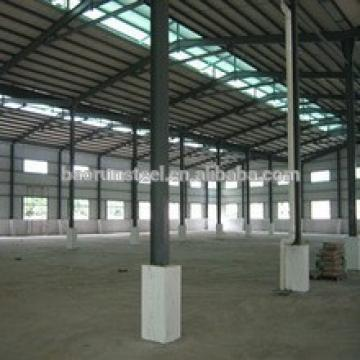 2015 low cost steel structure prefab house/workshop