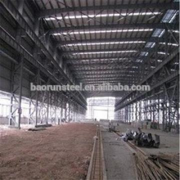 Australian welding standard cheap Chinese steel building with sandwich panels