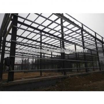 Professional design prefab heavy gauge steel structure construction building