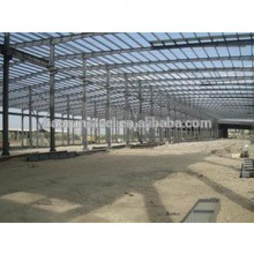 Painting light steel structure building for warehouse/garage/worksop