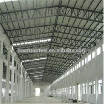 New design steel section light steel structure workshop building