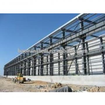 Heavy steel structural building used for prefabricated steel building