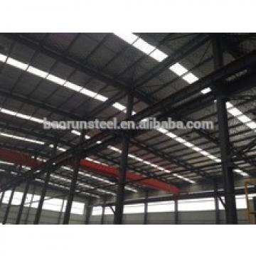 Long span high rise steel frame structure building manufacturer