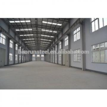 Heavy Prefabricated Building Steel Structure Canopy