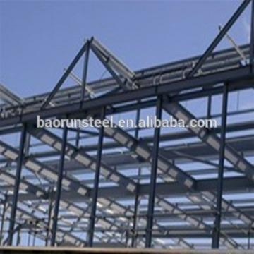 Cold formed steel frame prefab house/light gauge steel structure building