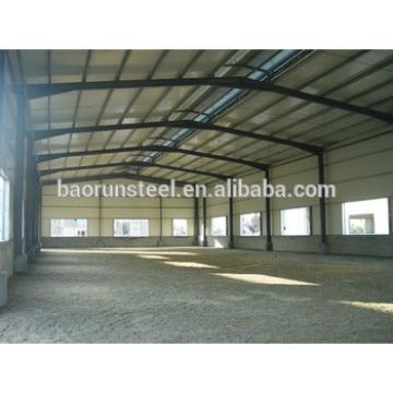 design steel structure building galvanized hangar