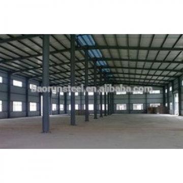 CE Certificated Prefabricated Light Steel Structure Workshop