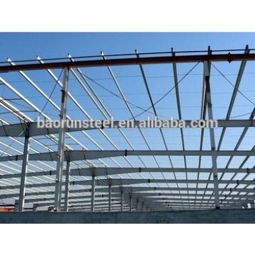 Custom Prefab low cost factory workshop steel building