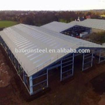 General Industrial Steel Structure Building
