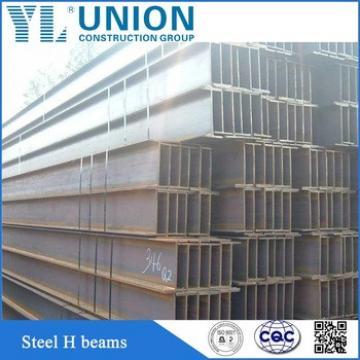 Hot dipped galvanized steel h beam