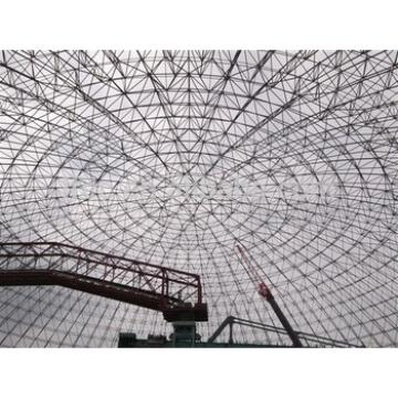 Prefab Different Type of Building Curved Steel Roof Trusses
