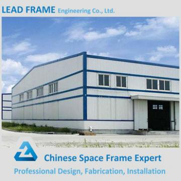 Galvanized Pre fabricated Steel Structure for Warehouse