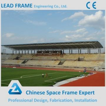 Professional Design Environmental Space Frame Structure Steel Grandstand