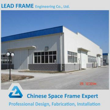 Low Cost Prefab Workshop Buildings Light Steel Factory Plant