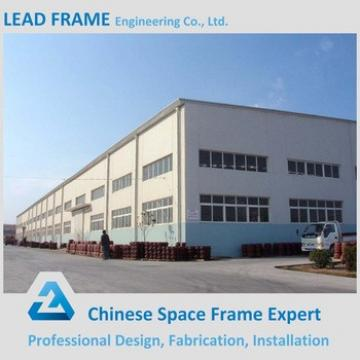 Light Steel Structure Galvanized Industrial Building Metal Truss