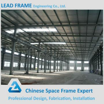Free Design Space Frame Steel Structure Warehouse For Wood