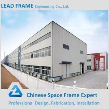 Prefabricated Professional Space Frame 2 Floor Workshop